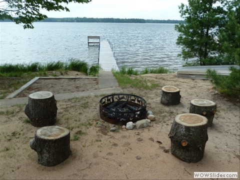 Lost Lake Firepit